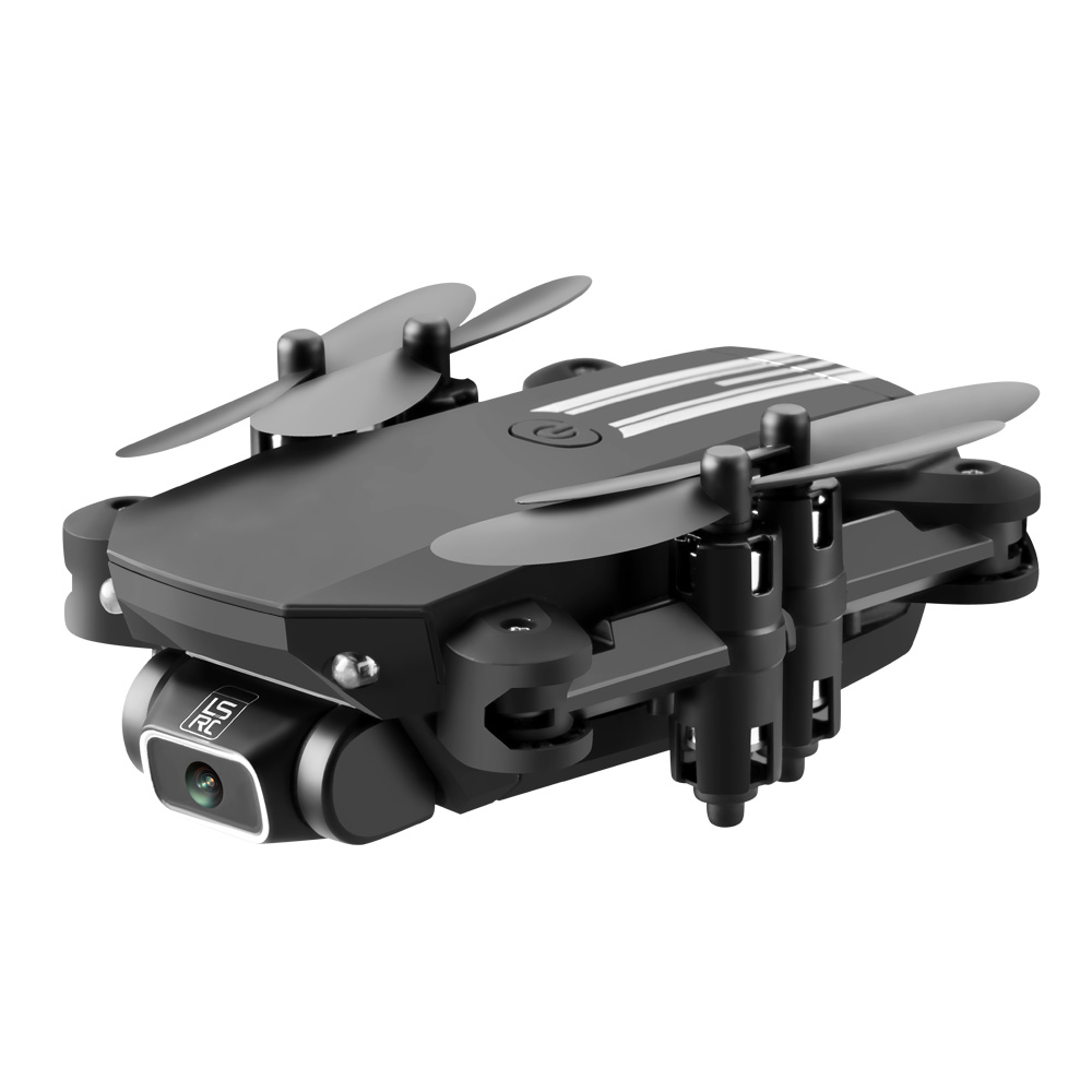 LS MIN WiFi FPV RC Drone Quadcopter with 1080P / 4K HD Camera One-Button Auto Return Professional Helicopter
