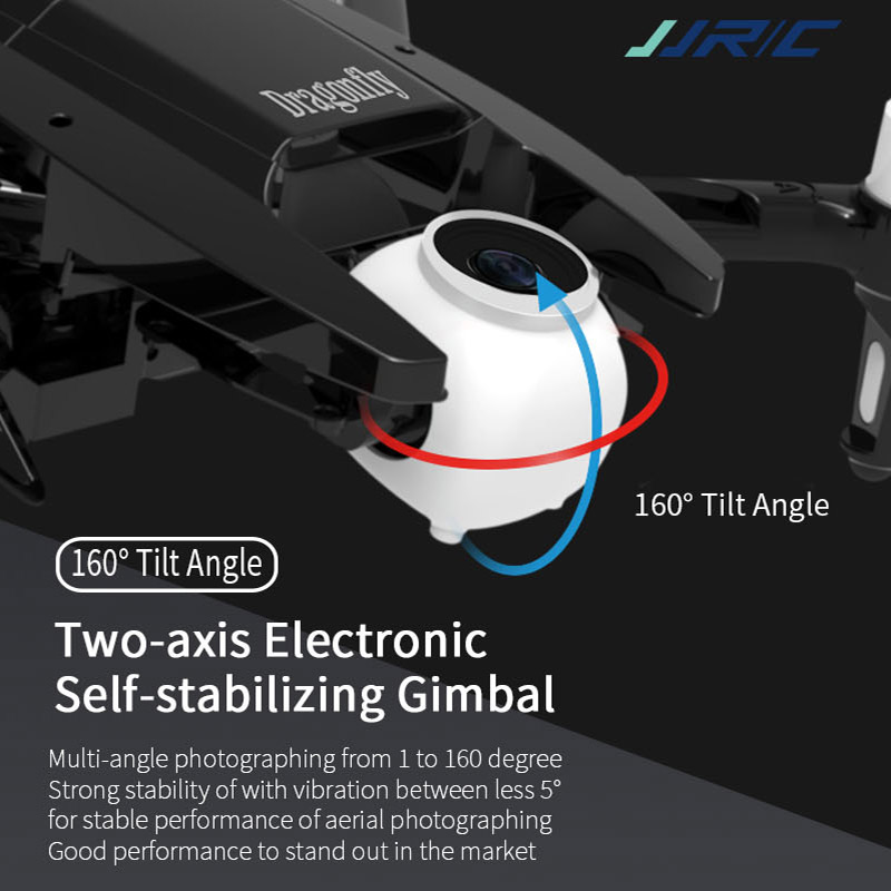 JJRC X15 Dragonfly GPS WiFi FPV 6K Sony Tmx373-Axis Gimbal Optical Flow Positioning Brushless RC Drone