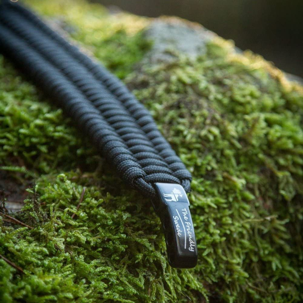 Swede Paracord Survival Bracelet
