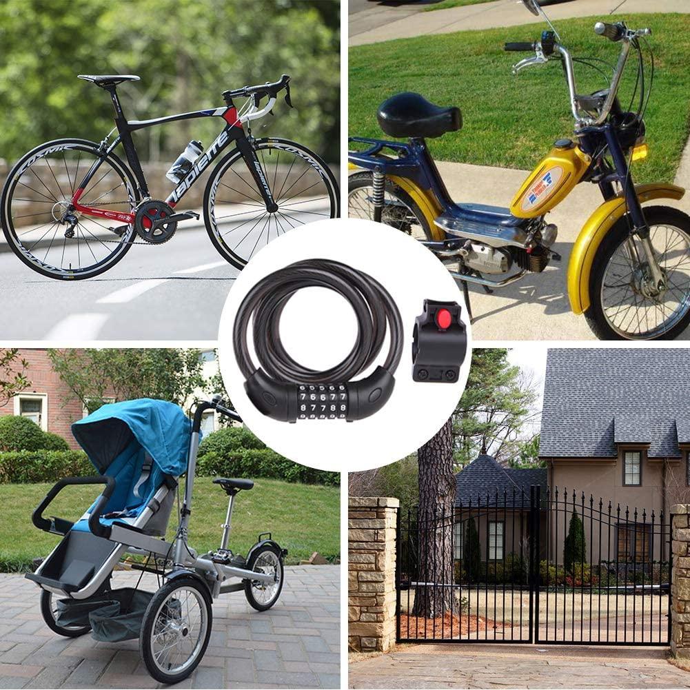 Ndakter Bike Lock Cable