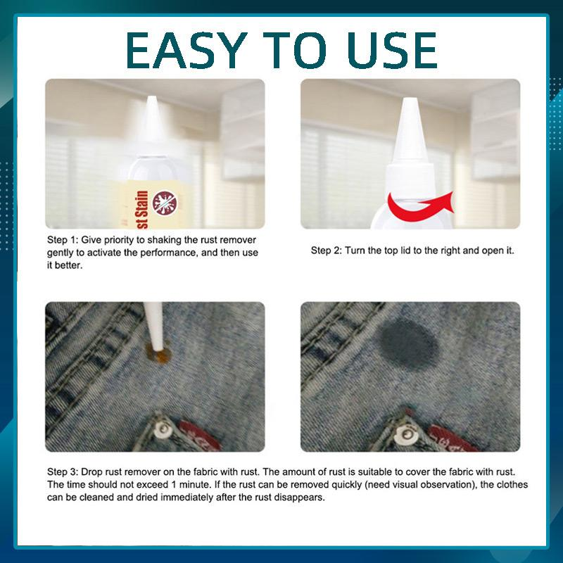 Portable Emergency Stain Rescue Stain Remover