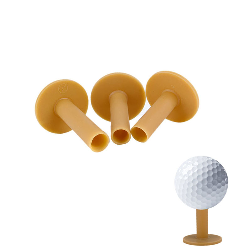 Skylety Rubber Golf Tees Holder Set Include Mixed Size Golf Rubber