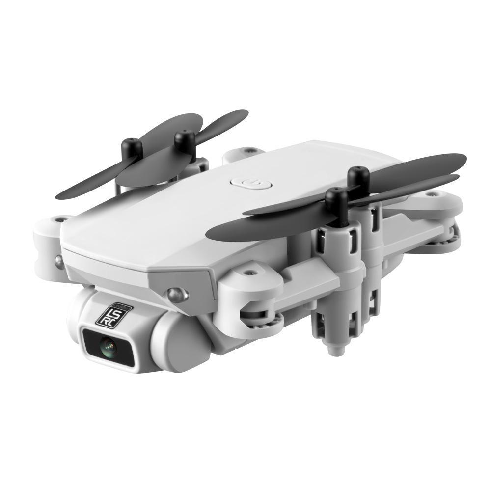 LS MIN WiFi FPV RC Drone with 1080P / 4K HD Camera One-Button Auto Return Quadcopter