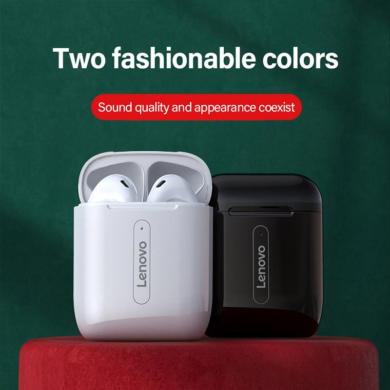 Lenovo X9 Bluetooth 5.0 True Wireless Stereo Touch Control Earphones Headphones with Mic