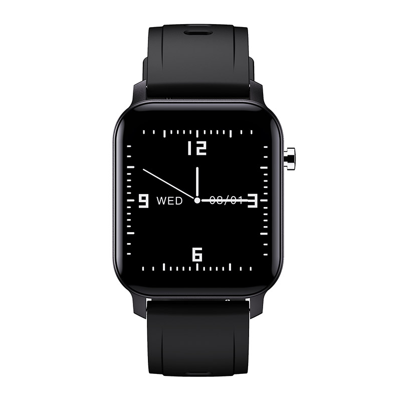 Kospet M2 1.4 Inch Full Touch Screen Bluetooth 5.0 Heart Rate Blood Oxygen Monitor Customized Watch Face IP68 Waterproof Smartwatch