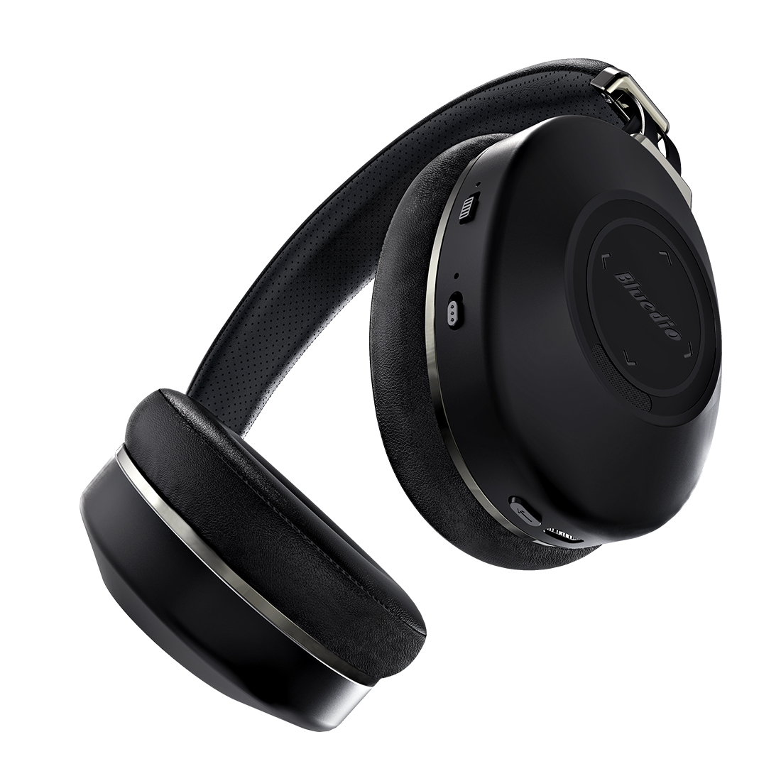 Bluedio H2 Active Noise Cancelling Bluetooth Touch Control Headset Headphones with HiFi Sound