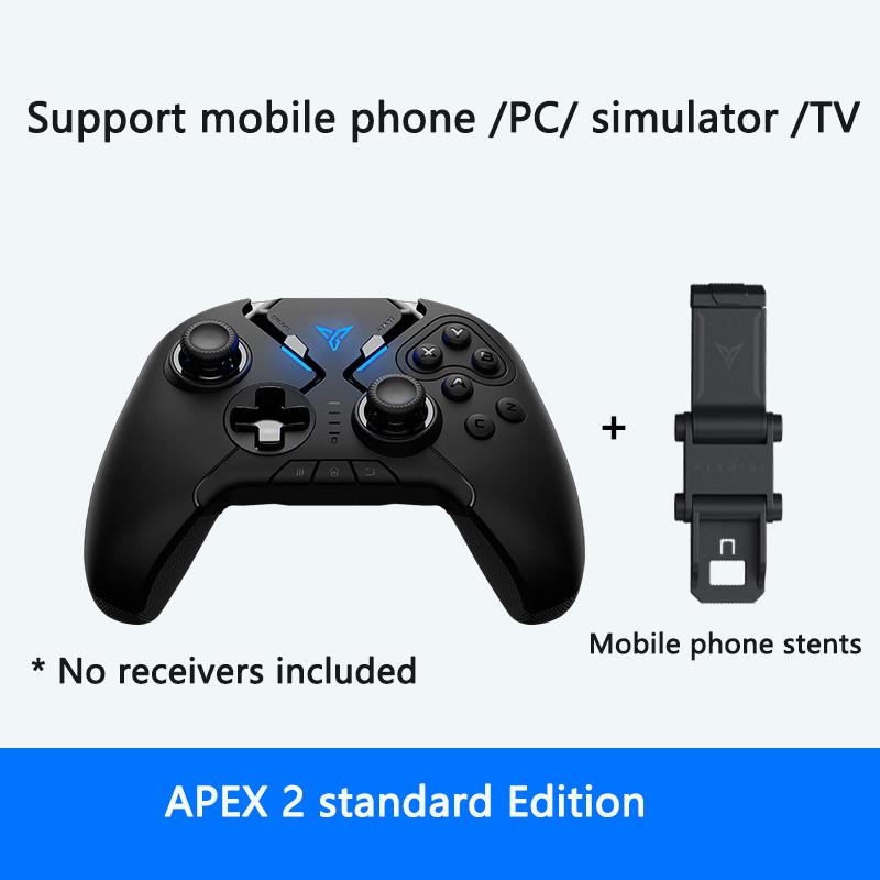 Flydigi Apex 2 Gamepad Handle Automatic Gun Mobile Phone Game CODM DNF Aid for Mobile Phone Computer PC