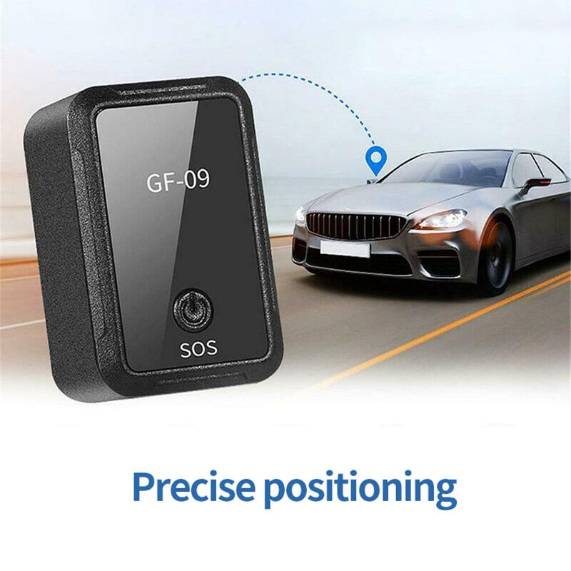 GF09 APP Control Anti-Theft Device Locator Magnetic Voice Recorder Portable Mini GPS Tracker