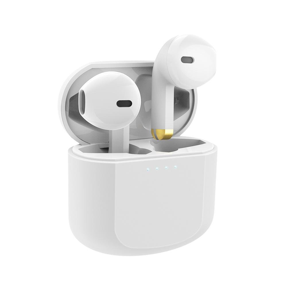 KOSPET PopBuds IPX4 Waterproof Semi-ear Wireless Bluetooth Earphones