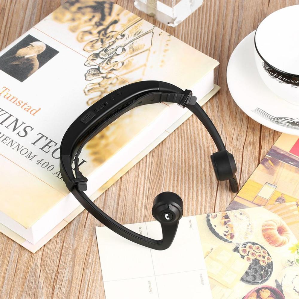 Quelima V9 Sports Bone Conduction Bluetooth Headset