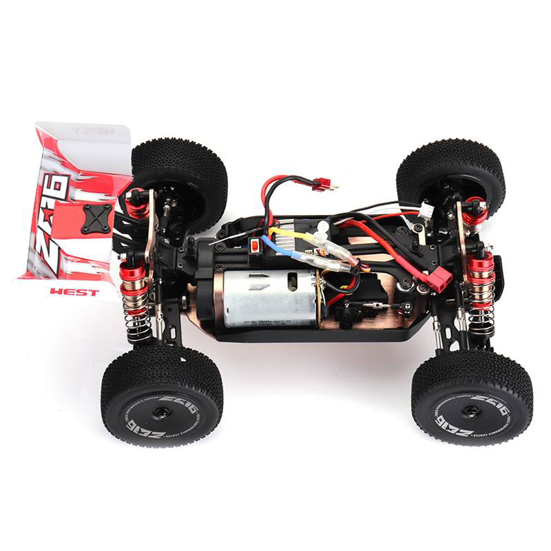 144001 1/14 60km/h RC Car 2.4Ghz 4WD High Speed Racing RC Vehicle Toys Models