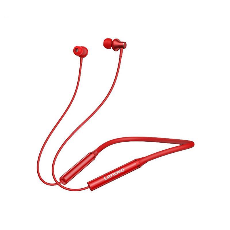 Lenovo HE05X Blutetooth 5.0 IPX5 Waterproof HIFI Sound Magnetic Sports Neckband Headphones