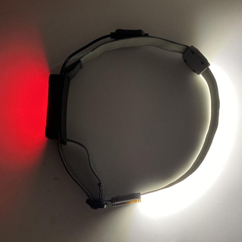 Wide Beam LED Headlamp