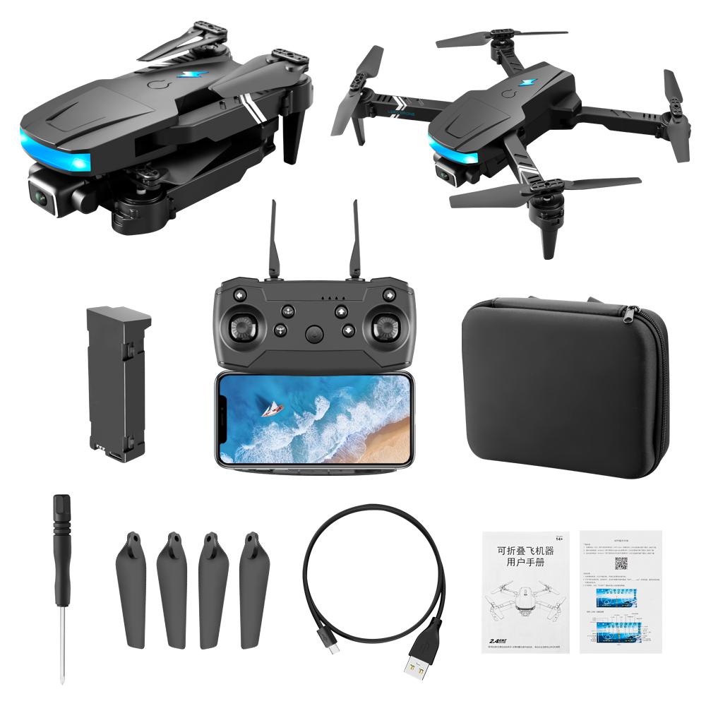 LS-878 WiFi FPV 4K HD Camera Altitude Hold Mode Headless Mode Foldable RC Drone