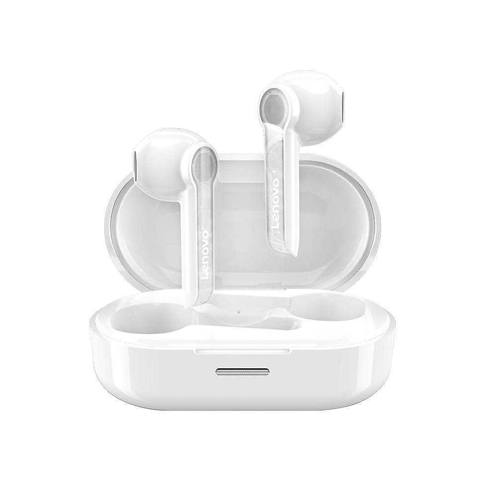 Lenovo HT08 Hifi Sounds Touch Control HD Sports Headphones True Wireless Stereo Bluetooth Earphones