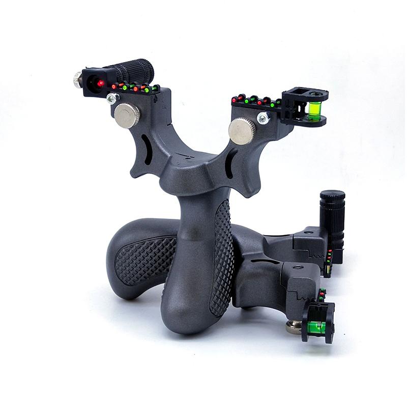 Laser Infrared Slingshot