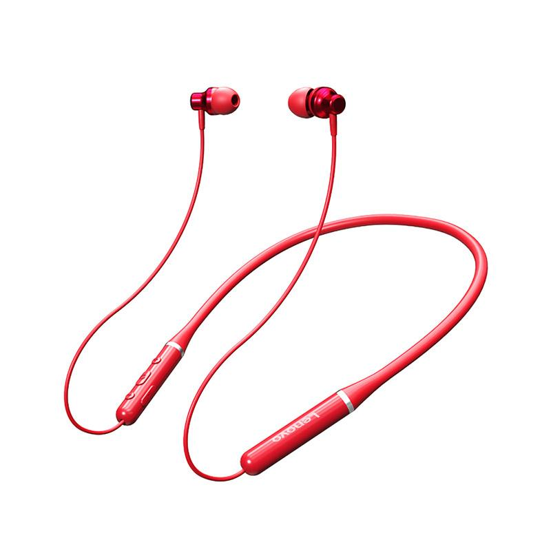 Lenovo XE05/XE05 Pro Bluetooth IPX5 Waterproof Magnetic Neckband Earphones Headphones with Mic
