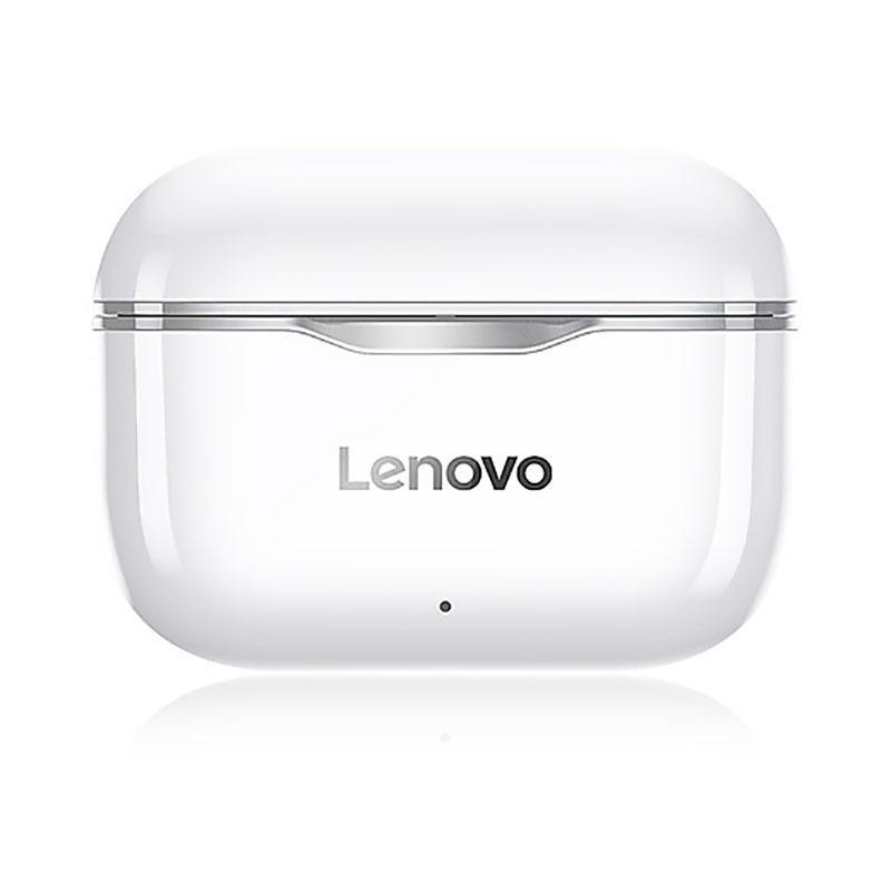 Lenovo LP1 Touch Control IPX4 Waterproof True Wireless Stereo Bluetooth Earphones Headphones