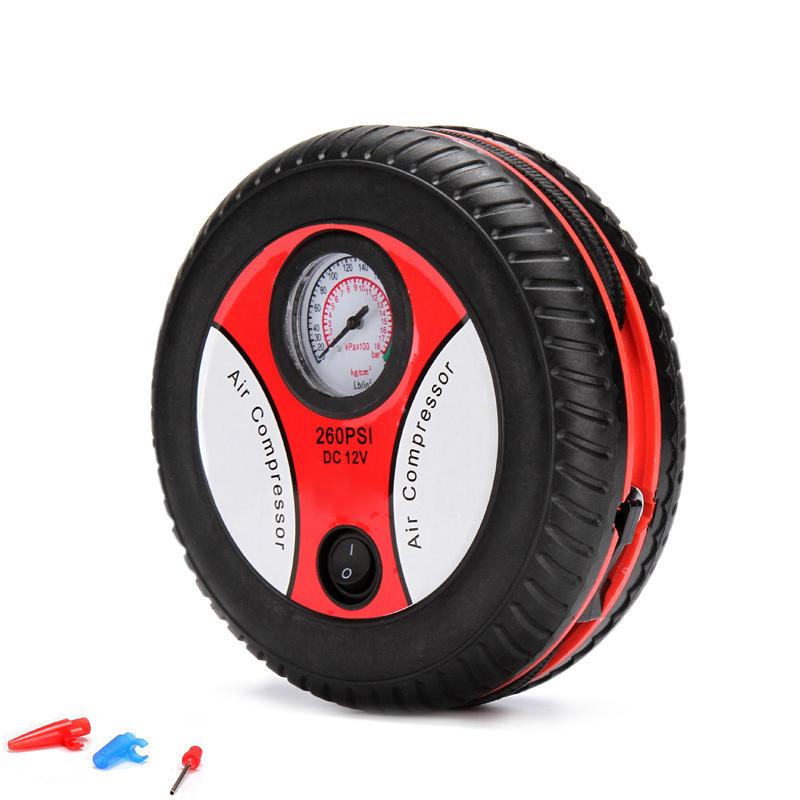 Portable Electric Tire Pump
