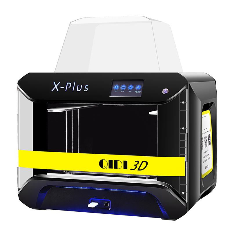 QIDI TECH X-Plus Large Size Intelligent Industrial Grade Mpresora 3D WiFi Function High Precision Print Facesheild 3D Printer Ship from UK Warehouse