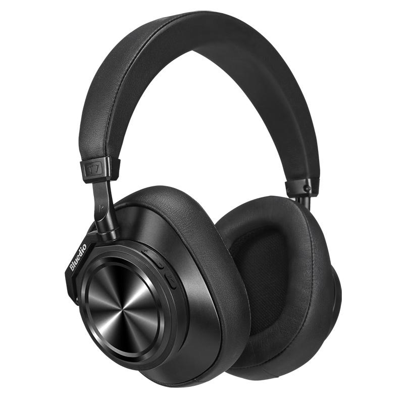 Bluedio T7 Plus AI Face Recognition Bluetooth 5.0 Active Noise Canceling Headset