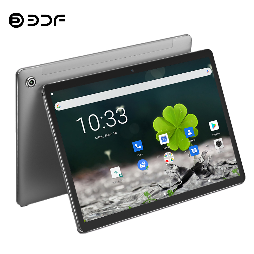 BDF X30 Android 8.0 Deca Core 2560*1600 IPS Display 4GB/64GB Tab 13MP Camera 4G LTE 10.8 Inch Tablet Pc