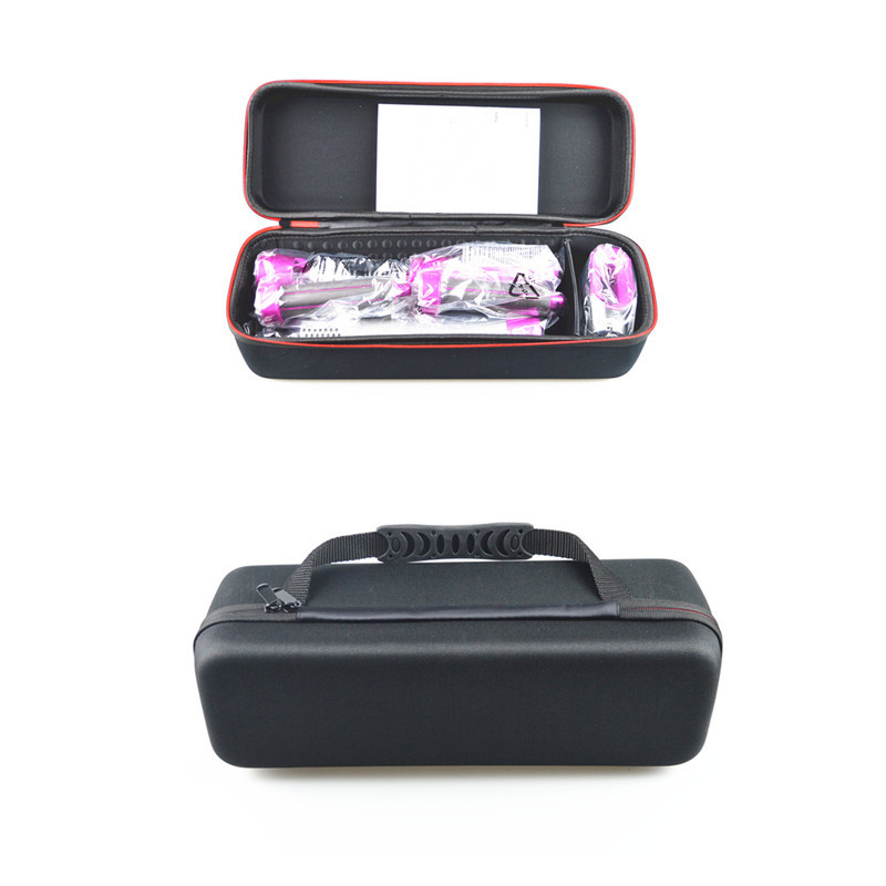 Storage Box for Curling Iron Hot Tools Hair Care Tool Set