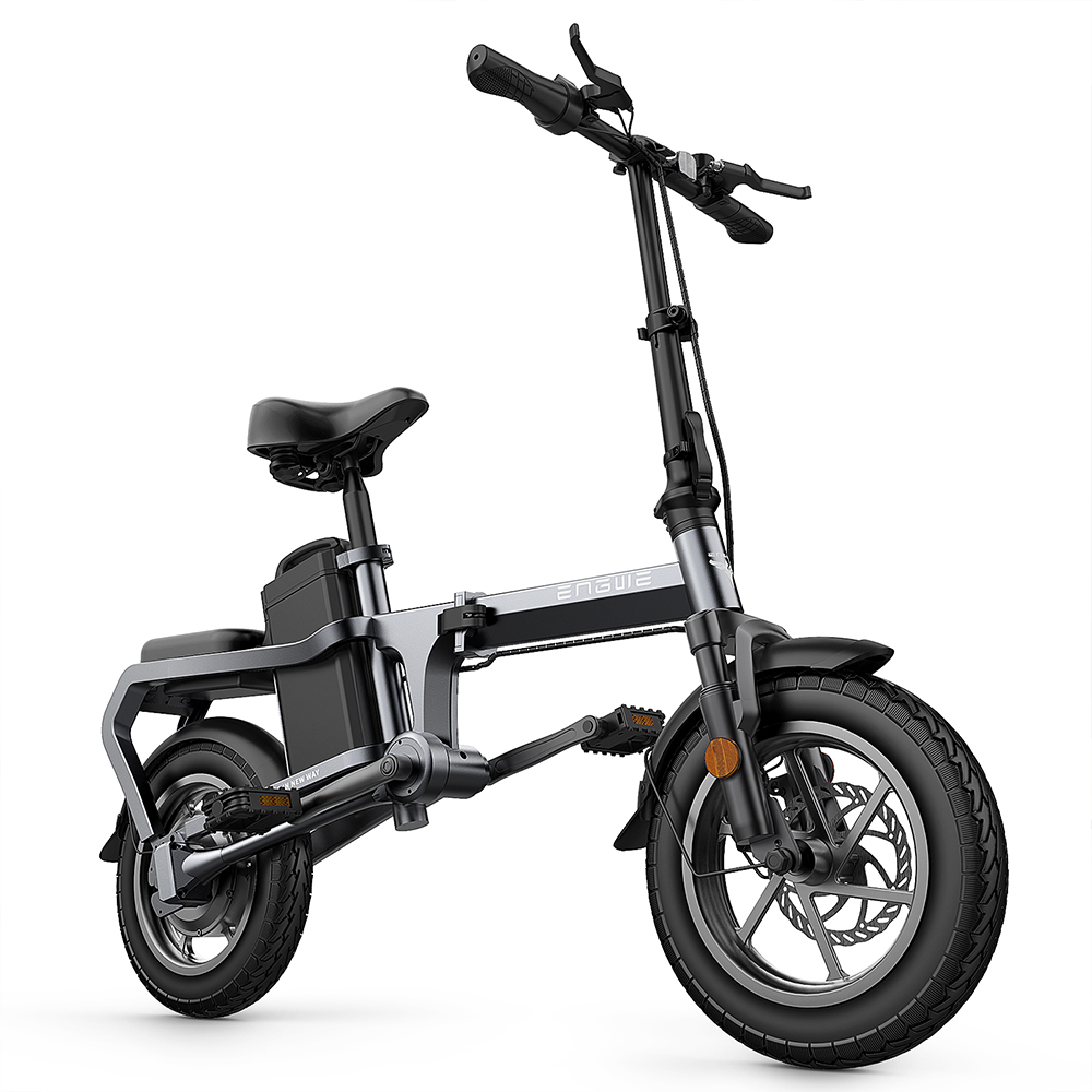 Pre Sale ENGWE X5S Chainless Folding Electric Bike with 15A Removable Battery Ship from EU Warehouse