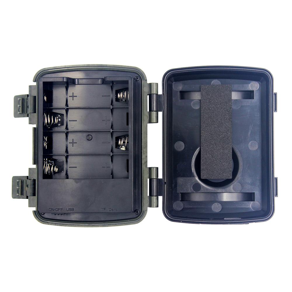 PR600 Waterproof Orchard Fish Pond 12 Million Field Infrared Induction Camera Night Vision Mini Trail Hunting Camera