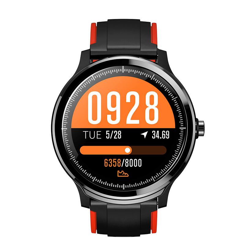 Kospet Probe 1.3 Inch Screen IP68 Waterproof Fitness Monitor Sports Bluetooth Smart Watch
