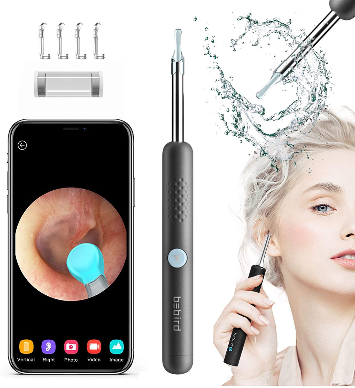 Bebird R1 Smart Visual Ear Wax Remover 300W High Precision Mini Camera Otoscope Health Care Ear Cleaner
