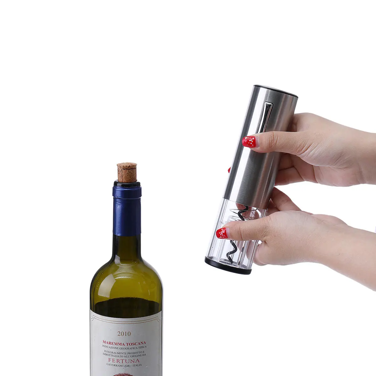 Electric USB Instant Bottle Opener Home Rechargeable Wine Opener Kitchen Opening Tool