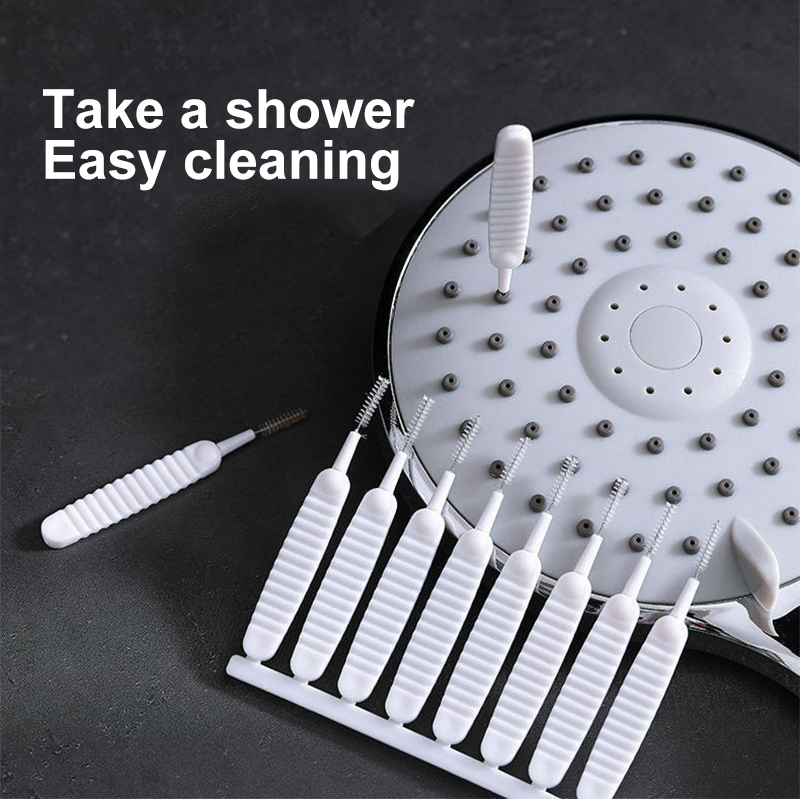 Gap Hole Anti-clogging Cleaning Brush