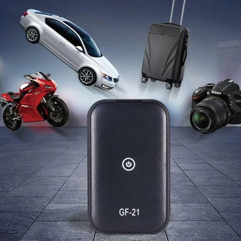 GF21 Anti-Lost Device Voice Control High-definition Recording Locator Mini Real Time GPS Car Tracker