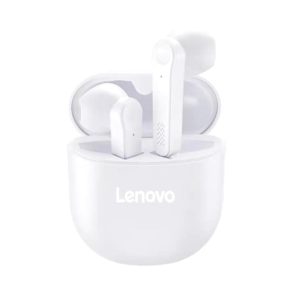 Lenovo PD1 HiFi Stereo Half In-ear Wireless Earbuds Low Latency Touch Control Noise Cancelling TWS Bluetooth 5.0 Earphones