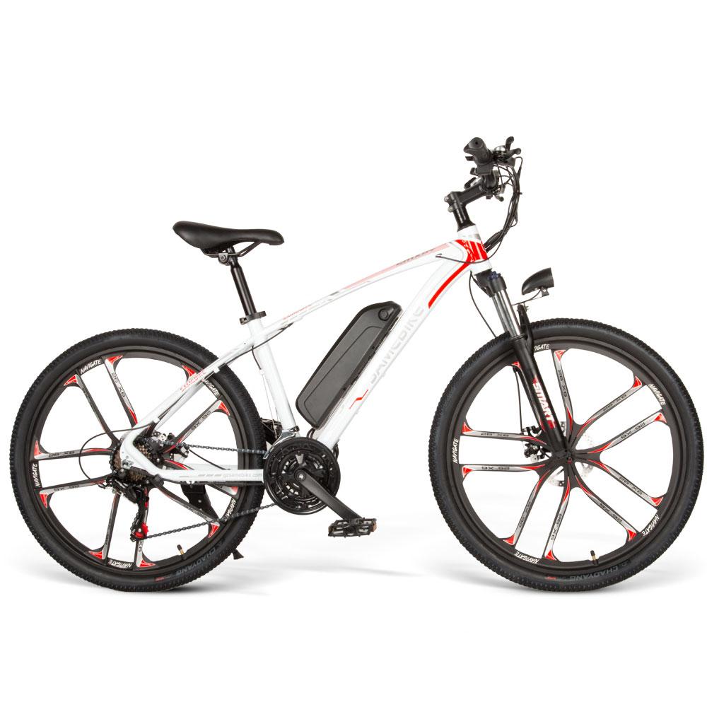 SAMEBIKE MY-SM26 26 Inch MTB Bicycle Electric Mountain Bike Ship from Poland Warehouse