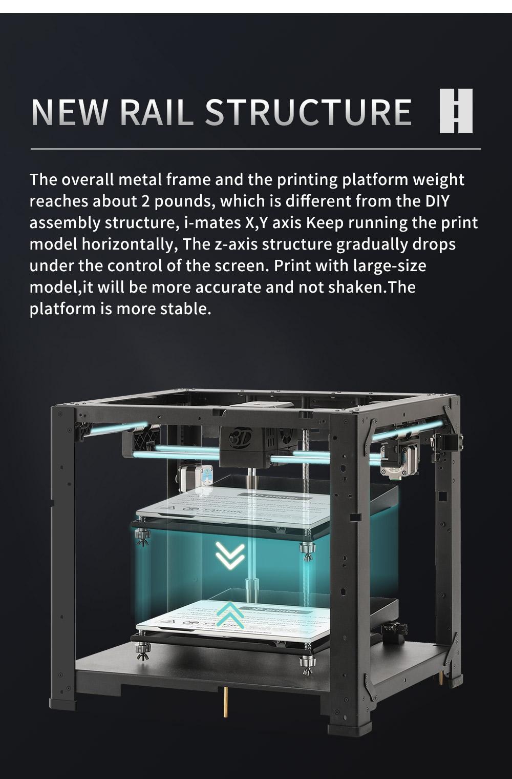 QIDI TECH i-MATES 3D nyomtató - a műszer 2