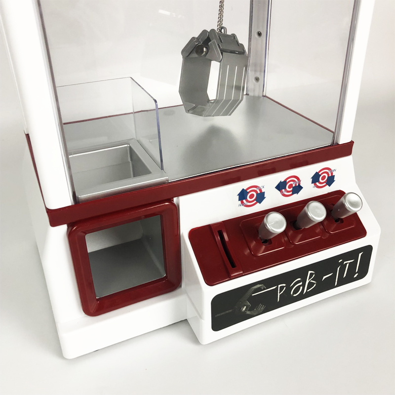 Portable Board Game Clip Doll Arcade Claw Machine Coin Operated Crane Game Vending Machine Entertainment Toys