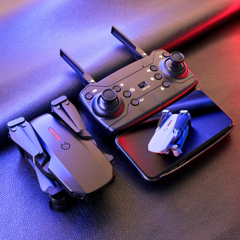 LS-E525  Portable RC Drone With 1080P/4K HD Camera