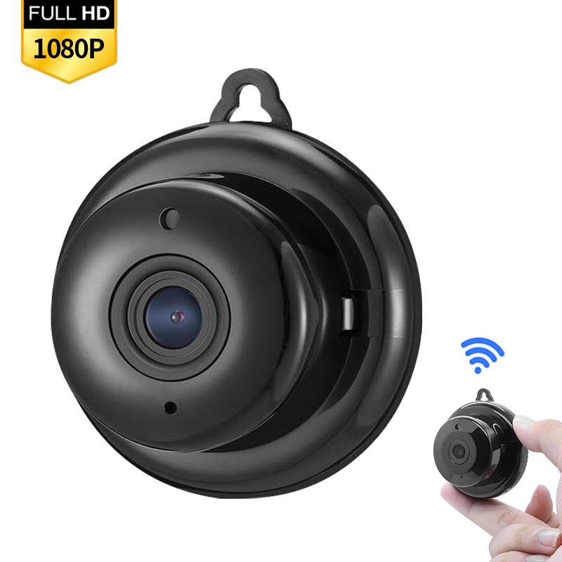 HD 1080P Wireless WiFi Smart Home Security IP Camera Onvif Baby Monitors Cloud Storage Night Vision