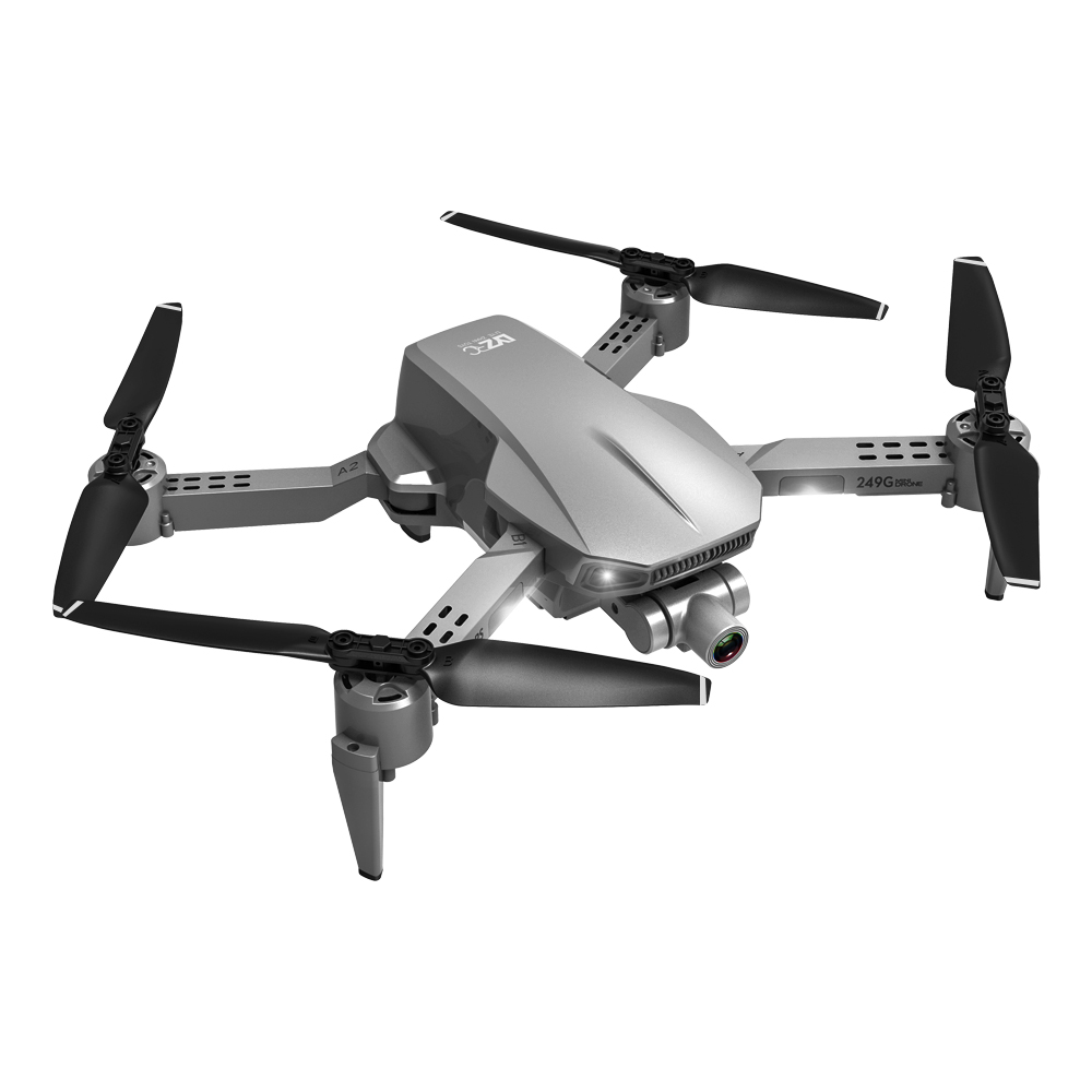LYZRC L106 Pro 5G WIFI FPV GPS With 4K HD Dual Camera Anti-shake Gimbal Optical Flow Positioning Foldable RC Drone Quadcopter RTF