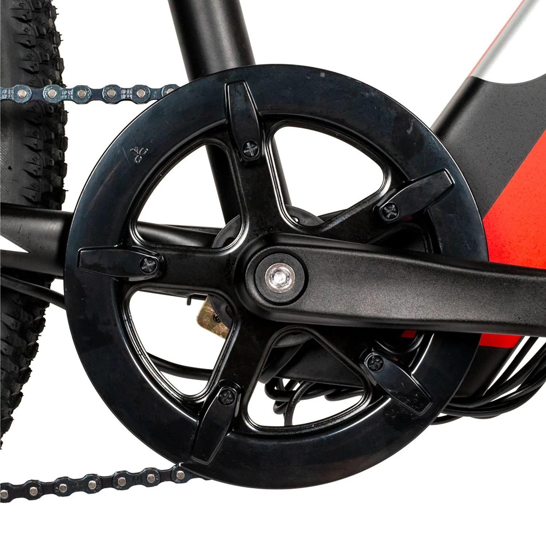 SAMEBIKE SH26 Electric Mountain Bike 26 Inch Tires 350W Motor 8Ah Battery Max 30 KPH Ship from US Warehouse