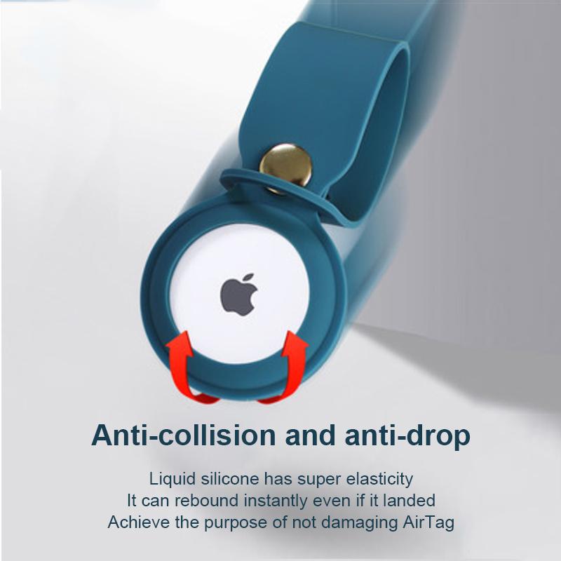 AirTag Locator Tracker Washable Liquid Silicone Protection Case