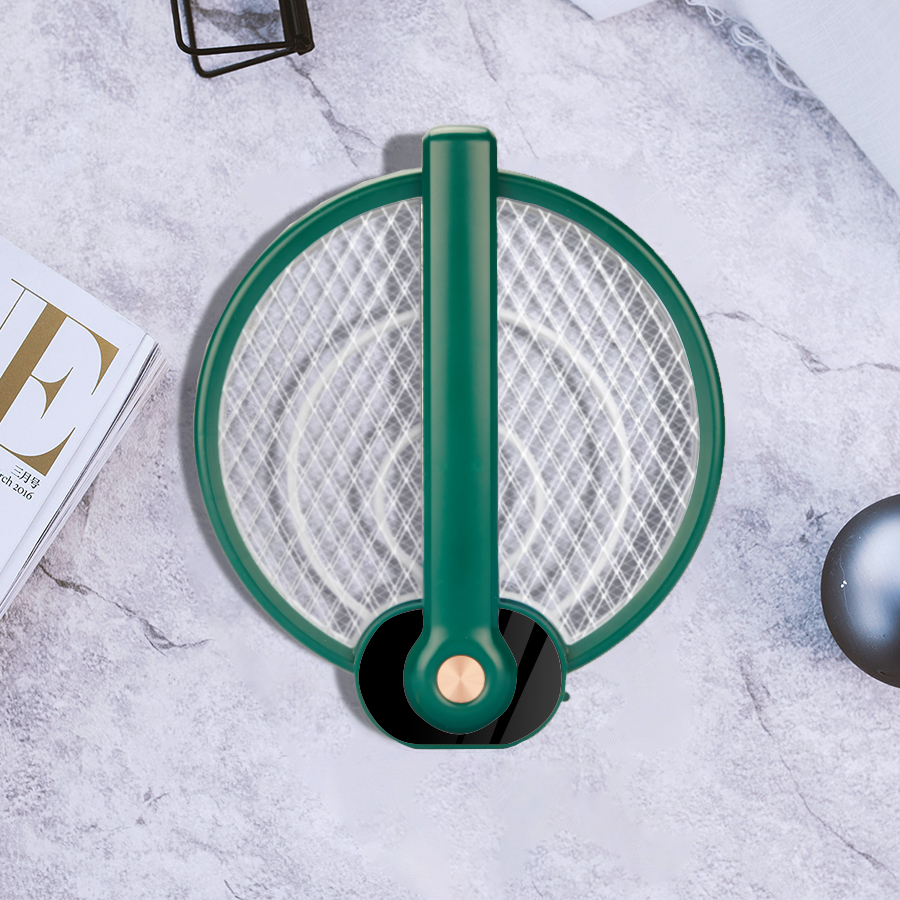 Electric Portable Rechargeable Mosquito Swatter
