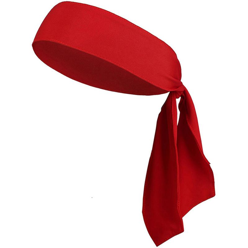 Sports Headband Hairband Sweatbands Wristbands Head Wrap