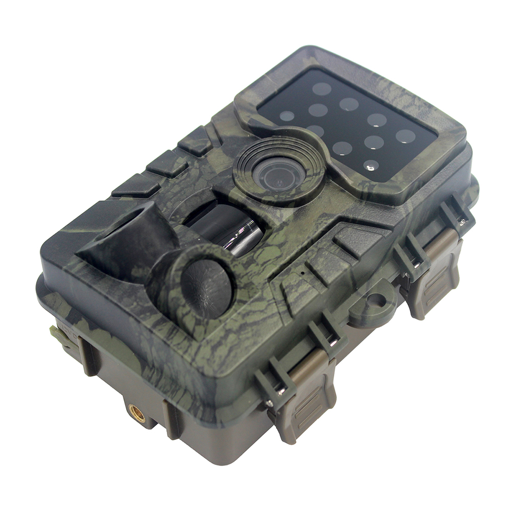 PR700 20MP 1080P 120°Detecting Range Waterproof Hunting Scouting Trail Camera with Auto IR Filter