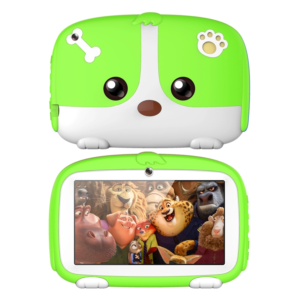BDF 718 Quad Core 16GB Storage Kids Student Educational Learning 7 Inch Android 8.0 Tablet