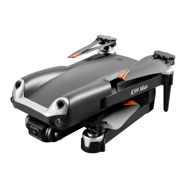 K99 Max 4K Camera One Key Takeoff Landing 720 Motor Headless Mode RC Drone
