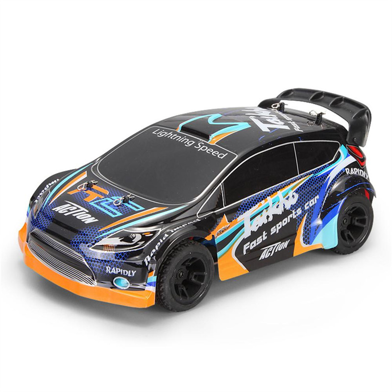 A242 2.4G Remote Control Racing Desert Off Road Drift Car Rally Car Toys Models