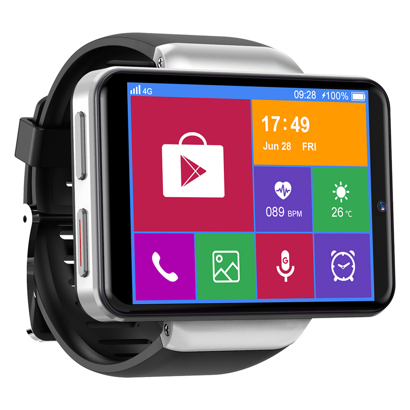 Ticwris Max S 4G Smart Watch Phone Android 7.1 MTK6739 Quad Core 3GB / 32GB IP67 Waterproof Smartwatch
